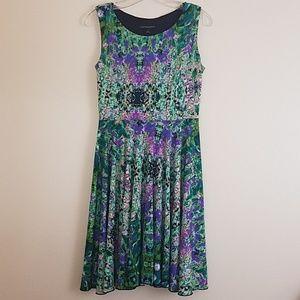 *EUC* Cynthia Rowley Floral Dress, Size 6